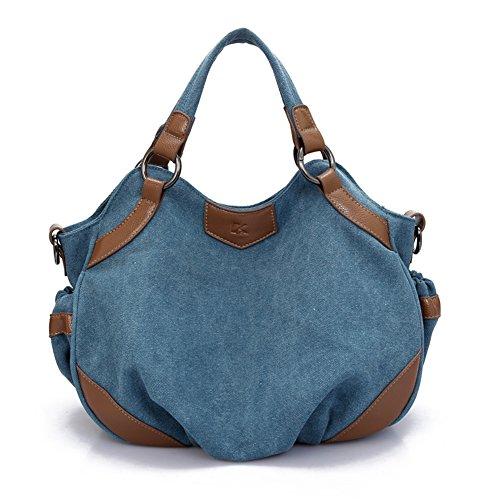 Borsa di tela/borsetta/borsa a tracolla/pacchetto diagonale/borse da donna/pacchetto di grande moda-B B
