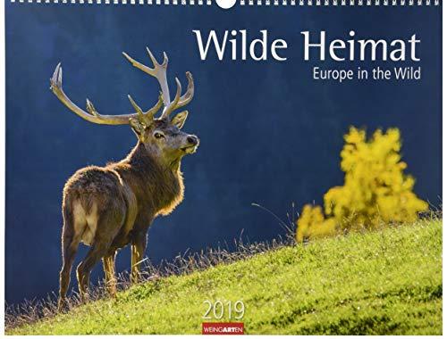 Wilde Heimat - Kalender 2019