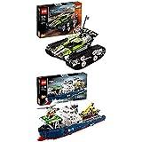 Lego Technic 42065 - Ferngesteuerter Tracked Racer + Forschungsschiff