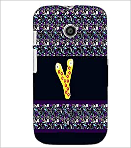 PrintDhaba GRANDbet Y D-3406 Back Case Cover for MOTOROLA MOTO E (Multi-Coloured)