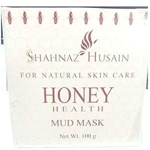 Shahnaz Husain - Honey Health Ayurvedic Mud Mask - 100g