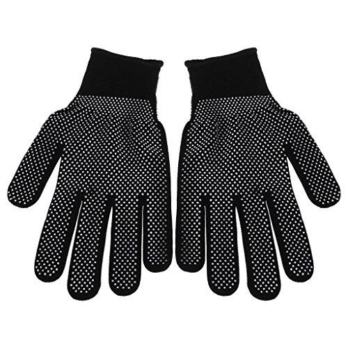 Celan Anti-Rutsch-Handschuhe, Nylon, Noppen, Handflächenschutz für Radfahren, Klettern, Reiten, Fahrrad