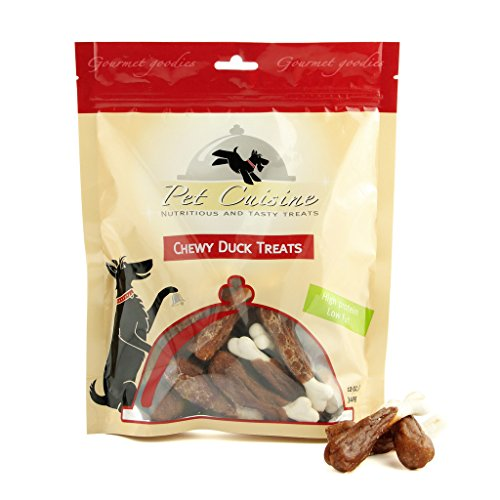 Pet-Cuisine-Premium-Dog-Treats-Puppy-Chews-Snacks-Duck-Jerky-Drumsticks-340g