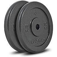 Bodymax Standard Cast Iron Weight Plates