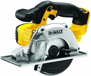 DeWalt DCS373 18v XR Cordless Metal Cutting Circular Saw No Batteries