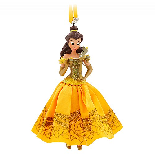 Disney Belle Einband Ornament (Belle-schmuck Princess Disney)