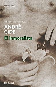 El inmoralista par André Gide