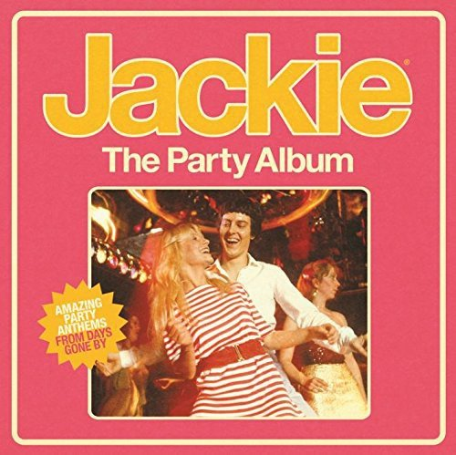 Jackie - The Party Album.  2 discs of 70s party hits from artists including ABBA, The Four Tops, David Essex, Mud, The Osmonds and many more artists.
