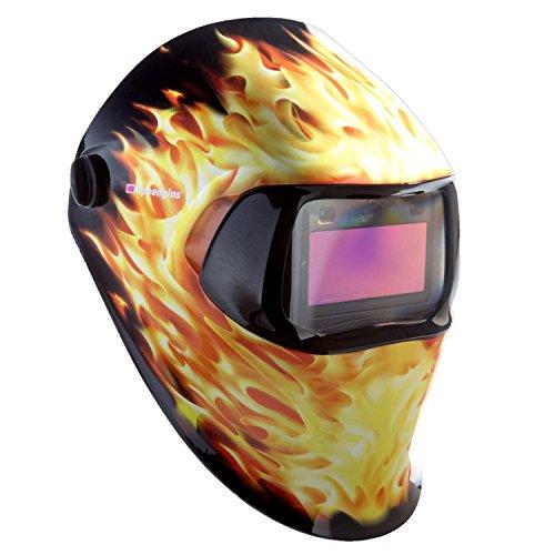 Preisvergleich Produktbild 3M Speedglas 100V Blaze, Schweißmaske, H751220