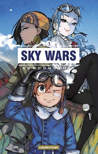 Sky Wars Edition simple Tome 3