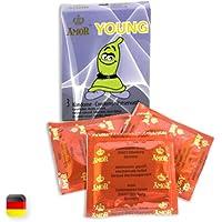 Amor Young Kondome, 3-teilig preisvergleich bei billige-tabletten.eu