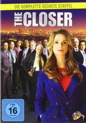 The Closer - Staffel 6 (3 DVDs)