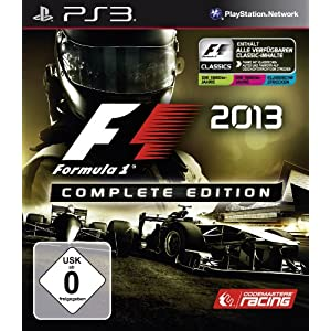 F1 2013 Complete Edition – [PlayStation 3]