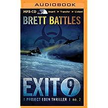 Exit 9 (Project Eden) by Brett Battles (2015-09-08)