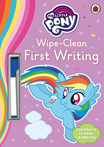 My Little Pony - Wipe-Clean First Writing Patrol Oxford