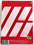 iKON - DEBUT HALF ALBUM [WELCOME BACK] CD + 88p Booklet + Sticker + Photocard + Folded Poster + Extra Gift Photocards Set