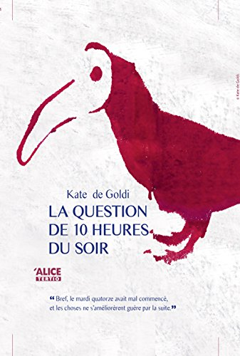 Download La question de 10 heures du soir: Roman pour ados (Tertio t. 2) pdf, epub ebook