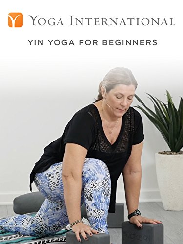 Yin Yoga for Beginners Cover