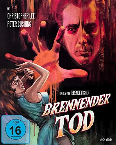 Brennender Tod (Mediabook A, Blu-ray + DVD)