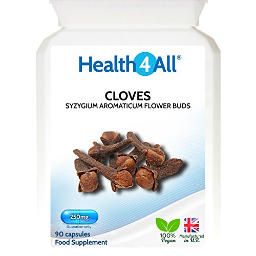 Health4All-Ground-Cloves-250mg-100-VEGAN-Free-UK-Delivery