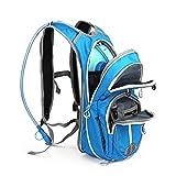 hame11 Outdoor Reitrucksack Fahrradtasche Rucksäcke Freizeit Bewegung Wasserdicht Trekking Rucksack Rucksack Reiserucksack Laptoptasche mit Hoher Kapazität