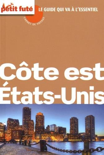 Guide Côte Est des Etats-Unis 2016 Carnet Petit Futé
