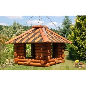 gro es luxus vogelhaus zum aufh ngen h ngend. Black Bedroom Furniture Sets. Home Design Ideas