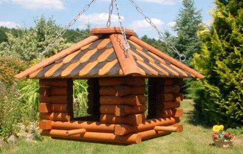 Großes Luxus Vogelhaus zum aufhängen, hängend