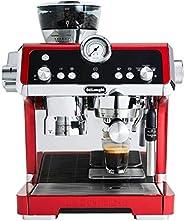 De'Longhi La Specialista, Espresso Coffee Machine Barista Quality, EC9335R, Red, EC9335.R, DELO PUMP ESPRE