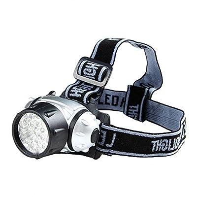 Demarkt 21 LEDs Stirnlampe Kopflampe High Power Lumen Kopf Leuchte Kopf Fahrrad Arbeitslampe Campinglampe Outdoorlampe