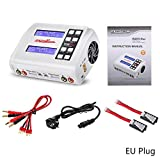 Easy-topbuy Balance Ladegerät UP200 DUO DUAL AC/DC Helikopter Batterien Charger 10A 200W Lipo/Nimh Battery Fast Charger
