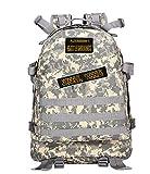 Multi-functional Sports Camouflage Backpack Winner Chicken Dinner Level 3 Backpack Fortnite Equipment Backpack Multicolor
