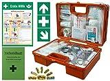 Erste-Hilfe-Koffer KITA PLUS -Komplettpaket- DIN