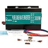 Zuverlässiger Off Grid 2000W 12V DC zu 230V AC Ausgang (UK Buchse) Pure Sine Wave Solar Wechselrichter Home Netzteil