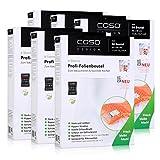 Caso Profi- Folienbeutel 30x40cm/50 Beutel für Vakuumierer Caso (6er Pack)