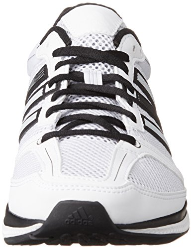 adidas Mana Rc Bounce M, Scarpe da Corsa Uomo Bianco (Ftwbla / Ftwbla / Negbas)