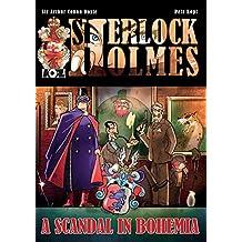 A Scandal In Bohemia: A Sherlock Holmes Graphic Novel