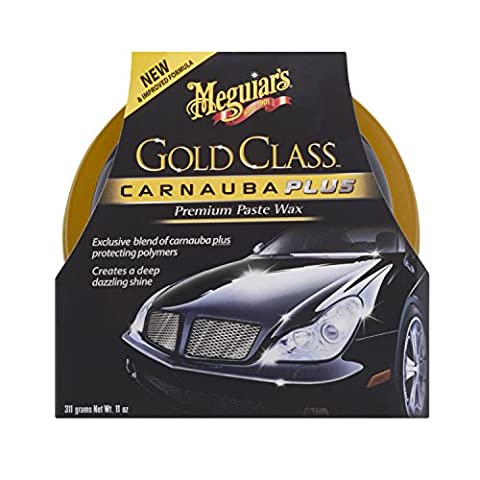 Meguiars Gold Class Paste Wax Car Wax