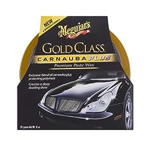 Meguiars Gold Class Paste Wax Car Wax 311 g