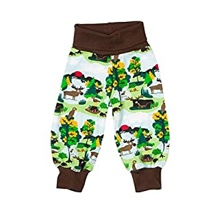 JNY Colourful Kids Baby Boys' Trousers Green Green S - Green - 6-9 Months