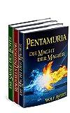Pentamuria Gesamtausgabe ( 3000 Seiten Fantasy Deutsch Kindle )