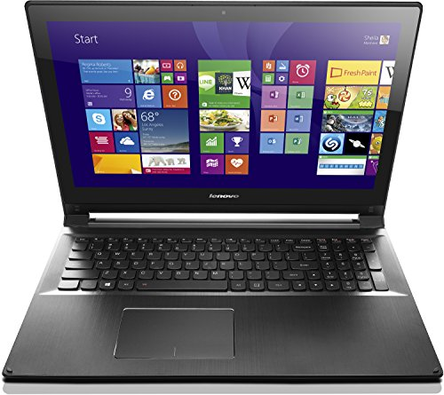 lenovo Lenovo Flex 2 Pro-15 39,6 cm (15,6 Zoll FHD IPS) Slim Convertible Notebook (Intel Core i7 4510U, 3,1GHz, 16GB RAM, 256GB SSD, NVIDIA GeForce 840M, Touchscreen, Win 8.1) schwarz