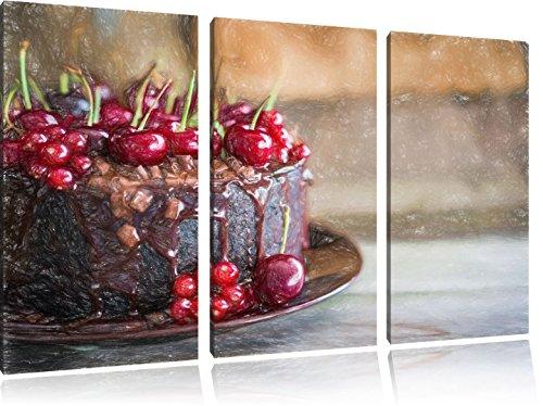 Celeste torta al cioccolato immagine 120x80 Bunstift