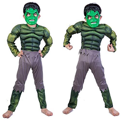 ZSDFGH Kostüm Ninja Kinder/Ninja Turtles Kostüm/Fasching Kostüm Kinder/Ninja Turtles Kostim Kinder,Green-S (Baby Und Kind Green Turtle Kostüm)