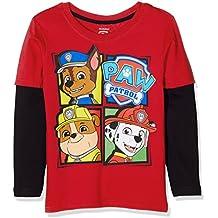 Paw Patrol Jungen T-Shirt Windows Long Sleeve