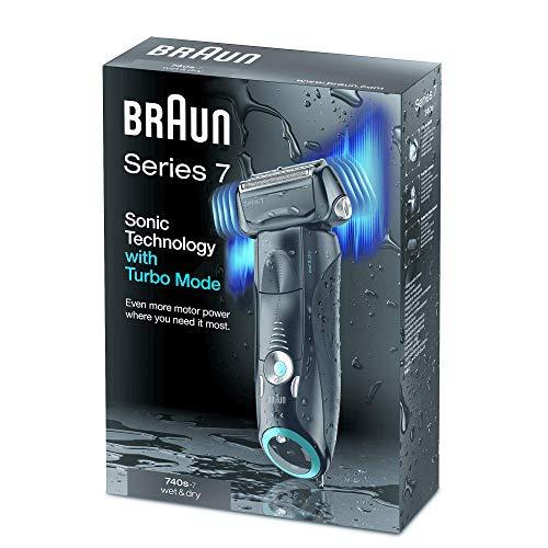 Afeitadora Braun Series 7 740s-7