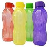 immagine prodotto Tupperware 500 Ml Water Bottle 4*500 Ml by Tupperware