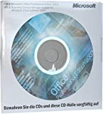 Office 2003 Professional OEM Bild