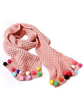 LSCY - Set de bufanda, gorro y guantes - para niña