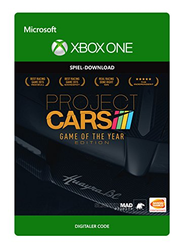 Project CARS - GOTY [Xbox One - Download Code]